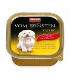 Animonda Dog Vom Feinsten Adult Classic Rind & Putenherzen 150 g