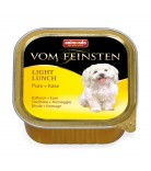 Animonda Dog Vom Feinsten Adult Light Lunch Pute & Käse 150g