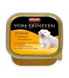 Animonda Dog Vom Feinsten Junior Geflügel & Putenherzen 150 g