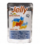 Almo Nature Cat Jelly Thunfisch & Seezunge 70 g