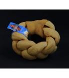 Bravo Rawhide Donut geflochten Bacon 12,5-15 cm
