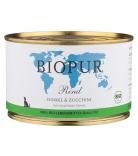 Biopur Dog Adult Rind, Dinkel & Zucchini 400g