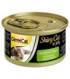 Gimborn GimCat Shiny Cat Adult Hühnchen & Papaya 70g
