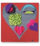 Knauder's Best Heart Pad