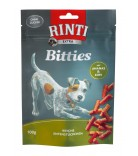 Rinti Bitties Weiche Entenstückchen mit Ananas & Kiwi 100g