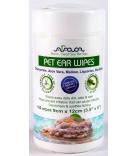Arava Cat & Dog Ohrenpflegetücher 100 Stück