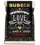 Bubeck Hundekekse mit Dinkel und Aktivkohle 210g