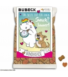 Bubeck Hundekekse Pummeleinhorn Gelüste Büffel & Lachsöl 210g