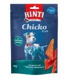 Rinti Chicko Plus Huhnfilet mit frischem Knoblauch 80g