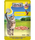 Mac's Cat Pouchpack Hühnchen pur 100g