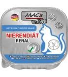 Mac's Cat Vetcare Nierendiät Lachs & Huhn 100g