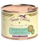 Terra Canis Classic Kaninchen, Zucchini, Amaranth & Bärlauch