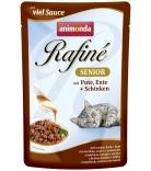 Animonda Rafiné Soupé Senior Sauce Pute, Ente & Schinken 100g