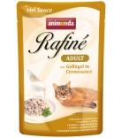 Animonda Rafiné Soupé Adult Sauce Geflügel in Cremesauce 100g