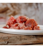 Barfgold Muskelfleisch Putenmuskelfleisch gewürfelt 1kg