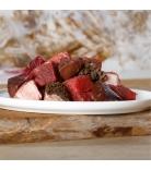 Barfgold Fleischmenüs Alles vom Rind gewürfelt 1kg