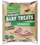 Natures Menu Raw Chews Lammrippen 500g