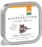 Defu Cat Sensitiv Gans 100g