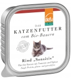 Defu Cat Sensitiv Rind 100g