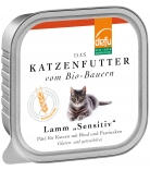 Defu Cat Sensitiv Lamm 100g