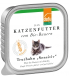 Defu Cat Sensitiv Truthahn 100g