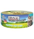 Mac's Cat Feinschmecker Menü Geflügel & Lachs 100g