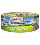 Mac's Cat Feinschmecker Menü Lamm & Geflügel 100g