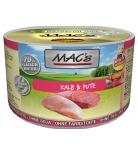 Mac's Cat Kalb & Pute