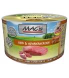 Mac's Cat Rind & Hühnerherzen