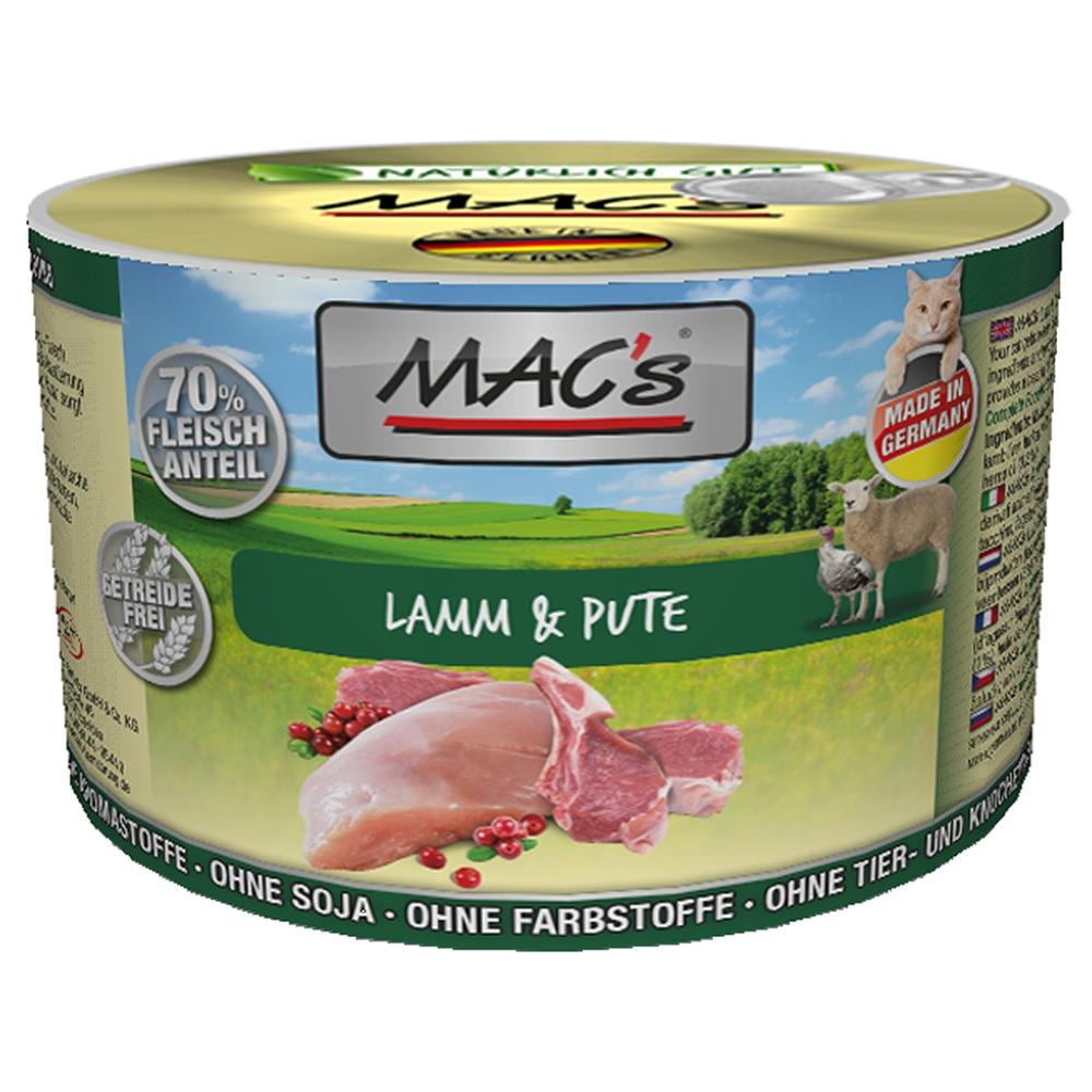 Mac's Cat Lamm & Pute