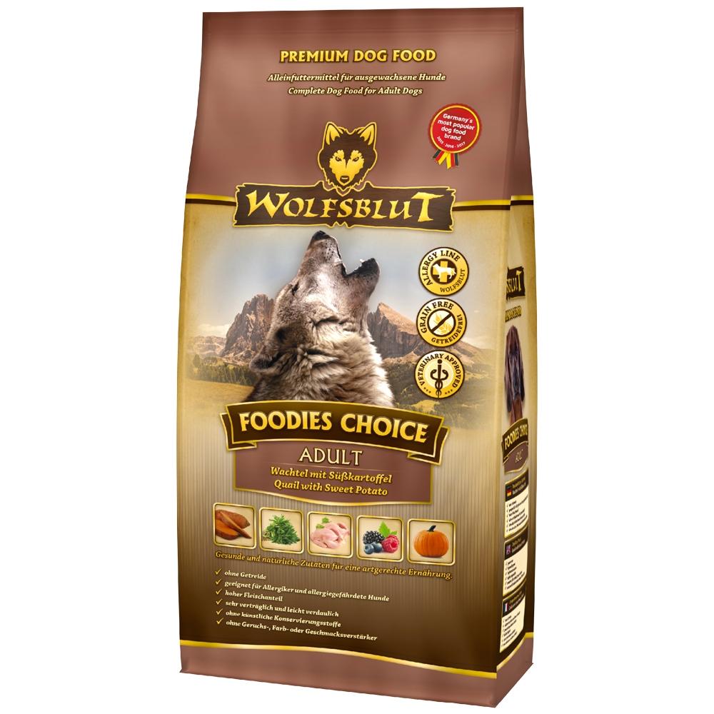 Wolfsblut Foodies Choice