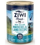 Ziwi Peak Dog Makrele & Lamm 390g