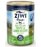 Ziwi Peak Dog Pansen & Lamm 390g