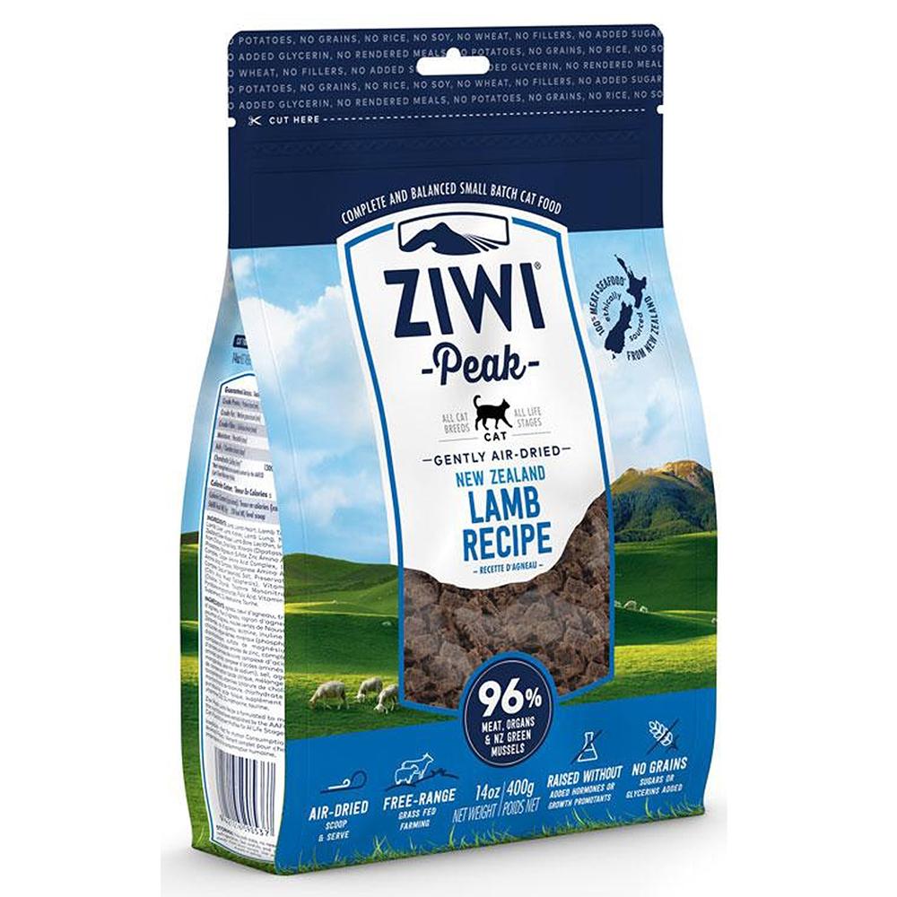 Ziwi Peak Cat Air-Dried Lamm 400g