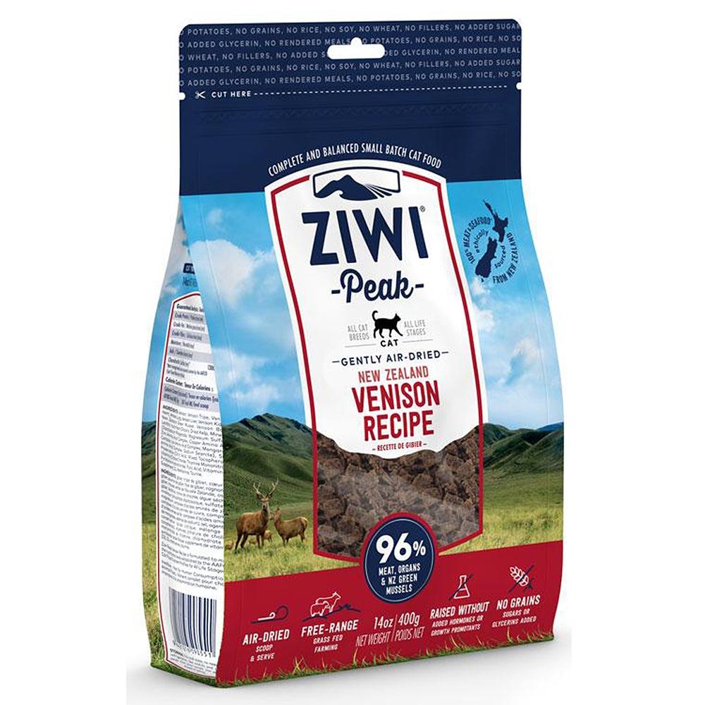 Ziwi Peak Cat Air-Dried Wild 400g