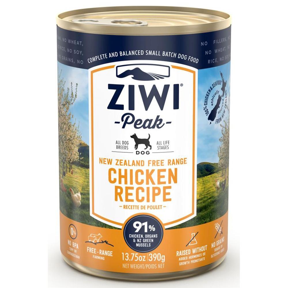 Ziwi Peak Dog Huhn 390g