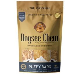 DogSee Chew Puffy Bars 70g