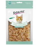 Dokas Cat Mini-Steaks mit Lachs & Kabeljau 40g