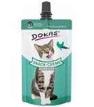 Dokas Cat Snack-Creme mit Huhn & Makrele 90g