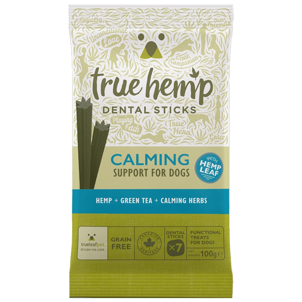 True Hemp Dental Sticks Calming 100g