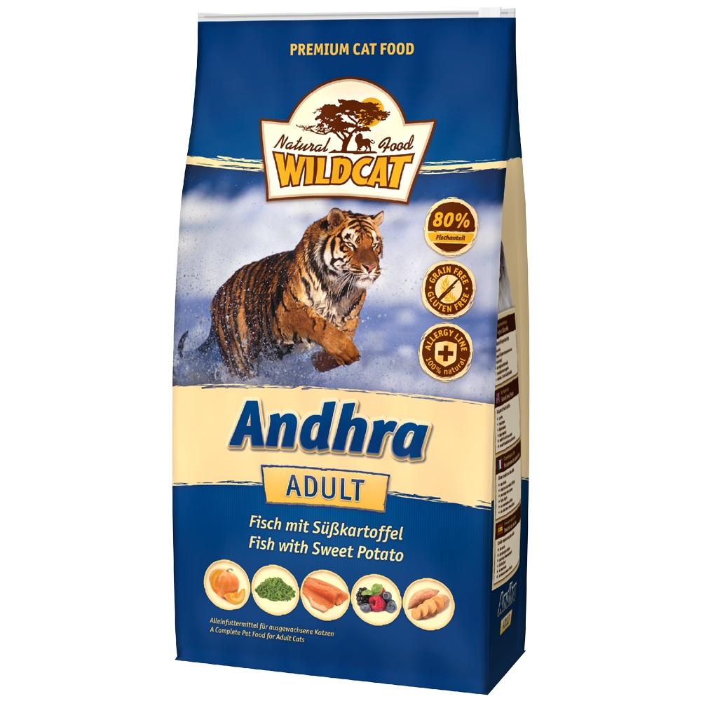 Wildcat Andhra Fisch 3kg