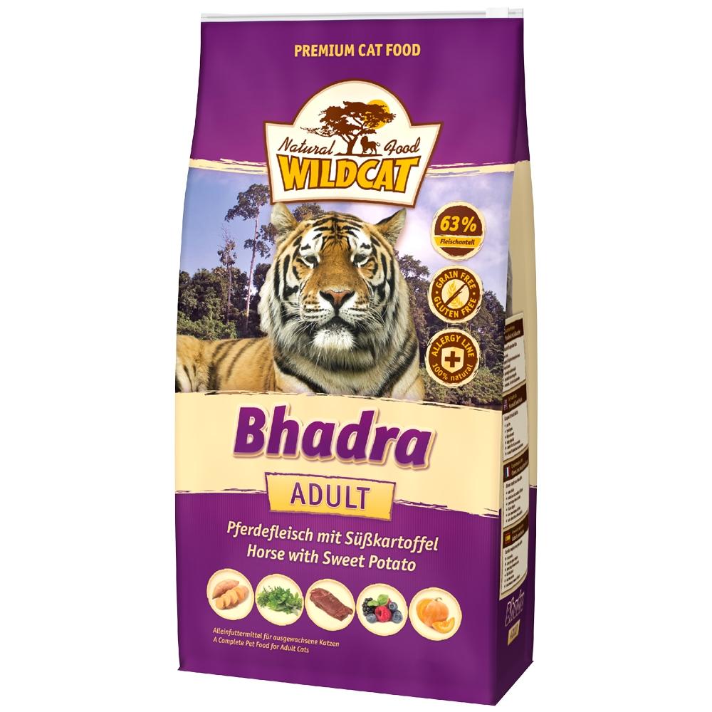 Wildcat Badhra Pferdefleisch