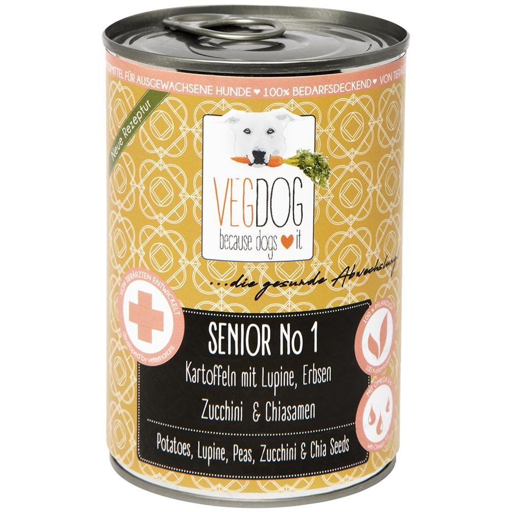 VEGDOG Senior No1