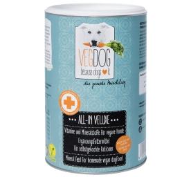 VEGDOG All-In-Veluxe Mineralpulver 500g