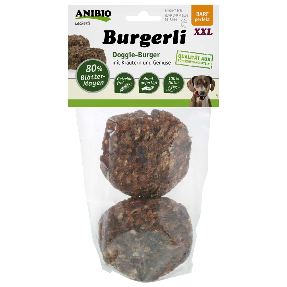 Anibio Burgerli XXL 2 Stück