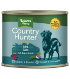Natures Menu Country Hunter Saftige Ente 600g