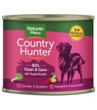 Natures Menu Country Hunter Fasan & Gans 600g
