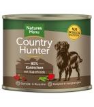 Natures Menu Country Hunter Schmackhaftes Kaninchen 600g