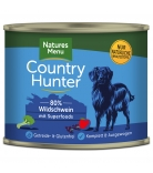 Natures Menu Country Hunter Feinstes Wildschwein 600g