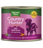 Natures Menu Country Hunter Wilder Hirsch 600g